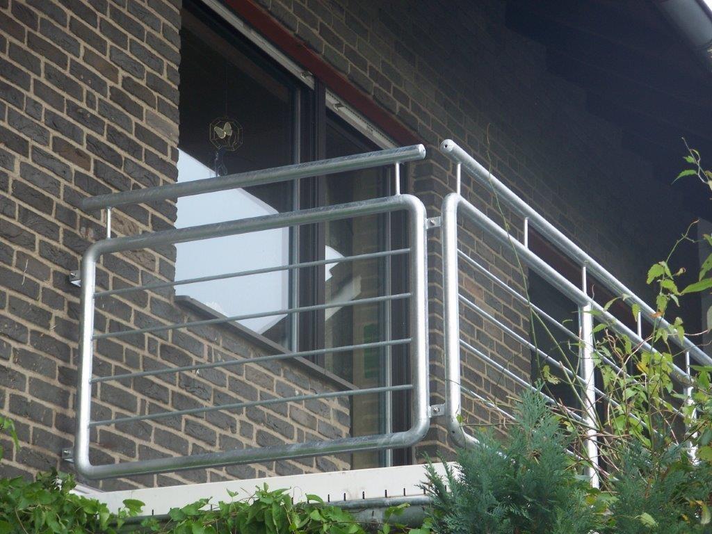 Balkon-Geländer - Schmiede und Schlosserei Wegmann aus Heiligenhaus